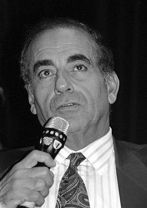Jean-Pierre Elkabbach - Jean-Pierre Elkabbach in 1991