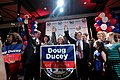 Jeff DeWit, Michele Reagan, Jan Brewer, Doug Ducey & Mark Brnovich with supporters (15057390432).jpg