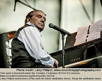 Jerry Lee Lewis - Lewis performing in Memphis on April 30, 2011
