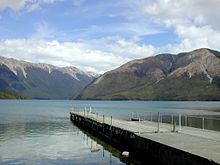 Jetty on West Bay of Lake Rotoiti.jpg
