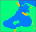 Jezioro Nowowarpienskie small map 2007 blank.png