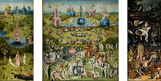 Hironymus Bosch | Garden of Earthly Delights