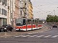 Jiráskovo náměstí, Tatra KT8D5R.N2P.jpg