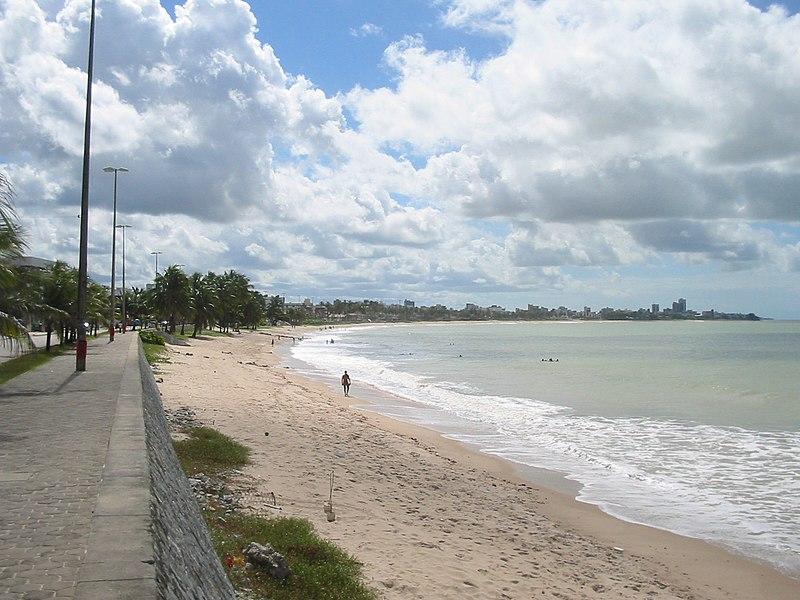 Ficheiro:João-Pessoa-Praia-Manaíra-Bessa.jpg