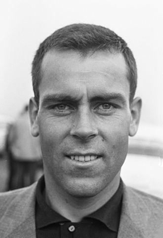 Jo de Roo - Jo de Roo in 1967