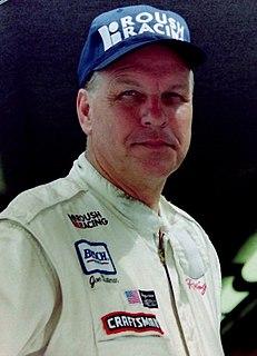 Joe Ruttman American racing driver