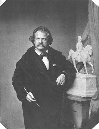 Donnersdorf - Johann Halbig around 1860