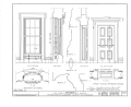 John H. Shoenberger House, 425 Penn Avenue, Pittsburgh, Allegheny County, PA HABS PA,2-PITBU,9- (sheet 4 of 6).png