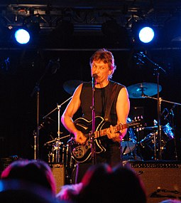 Kay and Steppenwolf performing in Lillehammer, Norway, May 26, 2007 John Kay.JPG