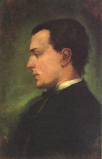 John La Farge - Image: John La Farge, Portrait of Henry James