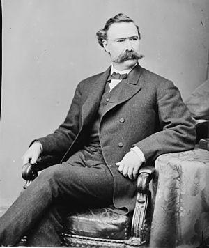 John P. Stockton - Image: John P. Stockton Brady Handy