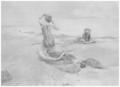 John Reinhard Weguelin–Mermaids (1906).png