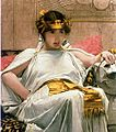 John William Waterhouse - Cleopatra.jpg