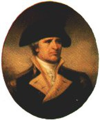 Battle of Bennington - General John Stark