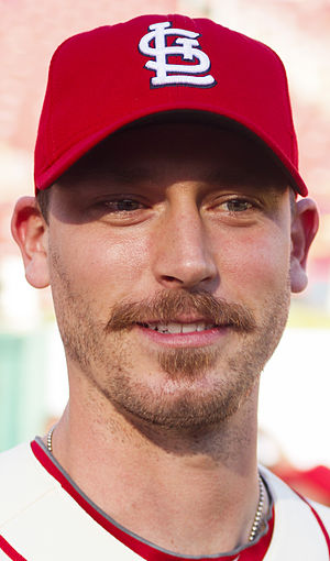 John Axford - Axford with the St. Louis Cardinals
