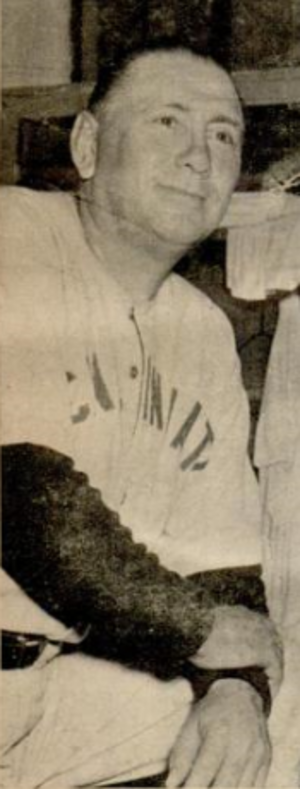 Johnny Neun - Johnny Neun in 1948