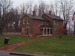 Historic house in Brecksville