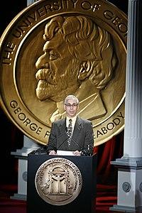 Jonathan Landman for NYTimes.com at the 68th Annual Peabody Awards.jpg
