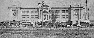 Jordan High School (Sandy, Utah) - Jordan High School (1920)