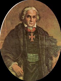 José Bonifácio de Andrada Brazilian politician (1763–1838)