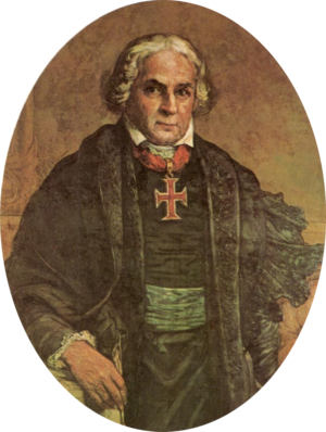 José Bonifácio de Andrada - Image: Jose bonifacio de andrada