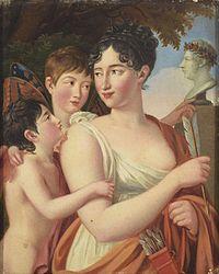 Josefa Tudó con sus hijos Manuel y Luis.jpg