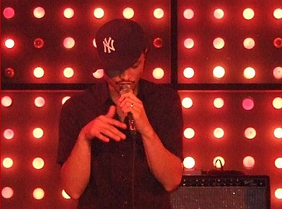 Picture of a band or musician: José James