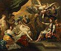 Joseph Goupy (attr) Apelles malt Diana.jpg