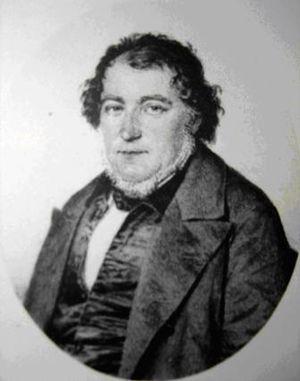 Koechlin family - Portrait of Joseph Koechlin-Schlumberger