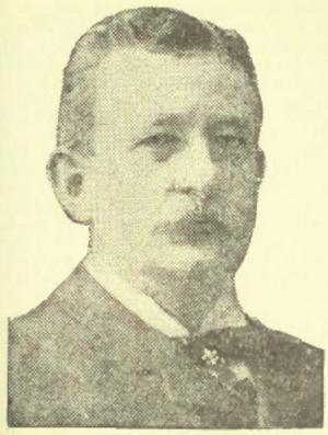 Joseph Oliver (politician) - Image: Joseph Oliver