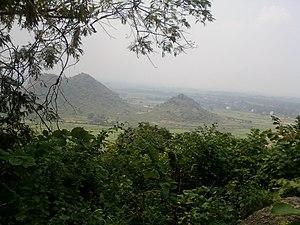 Chota Nagpur Plateau - Joychandi Pahar in Purulia district in West Bengal