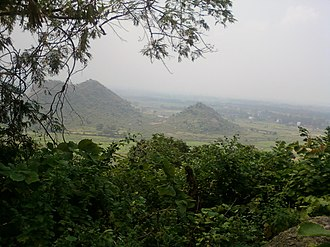 Purulia district - Joychandi Pahar, popular tourist centre in Purulia district