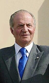 {{pt|O rei da Espanha Juan Carlos I.