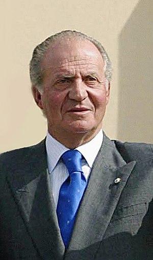 President of the Principality of Asturias - Image: Juan Carlos da Espanha