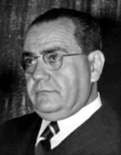 Juan Negrín Prime Minister of Spain