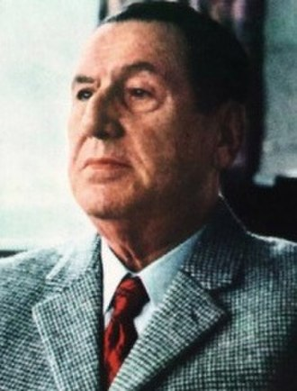 September 1973 Argentine general election - Image: Juan Perón 1973