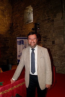 Juan Ramón Corpas en Roncesvalles (agosto 2020).jpg