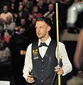 Judd Trump at Snooker German Masters (Martin Rulsch) 2014-02-01 03.jpg