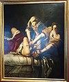 Judith beheading Holofernes (Florence) by Artemisia Gentileschi-Uffizi.jpg