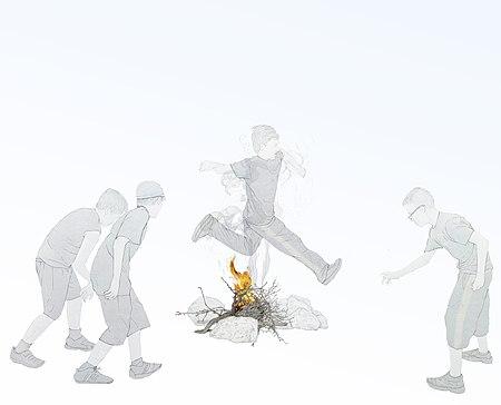 Jugar con fuego (26380525960).jpg