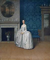 Portrait of Lady Juliana Penn