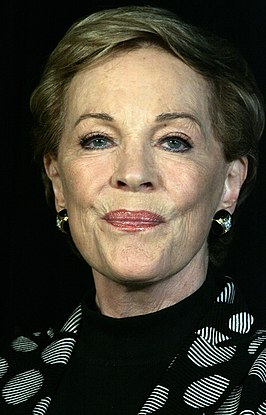 Julie Andrews in 2013.
