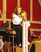 June Carter Cash -  Bild