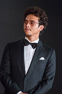 Jurassic World Fallen Kingdom Japan Premiere Red Carpet Mitsushima Shinnosuke (29233308438).jpg