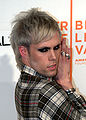 Justin Tranter at the 2009 Tribeca Film Festival.jpg