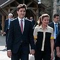Justin Trudeau et Sophie Grégoire.jpg
