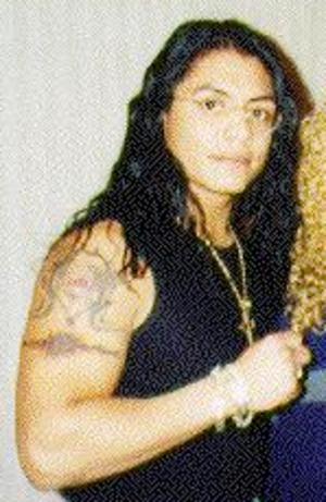 Juventud Guerrera - Guerrera in 1998.