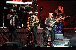Kool & The Gang in 2012