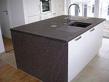 Küchenarbeitsplatte - Wikipedia