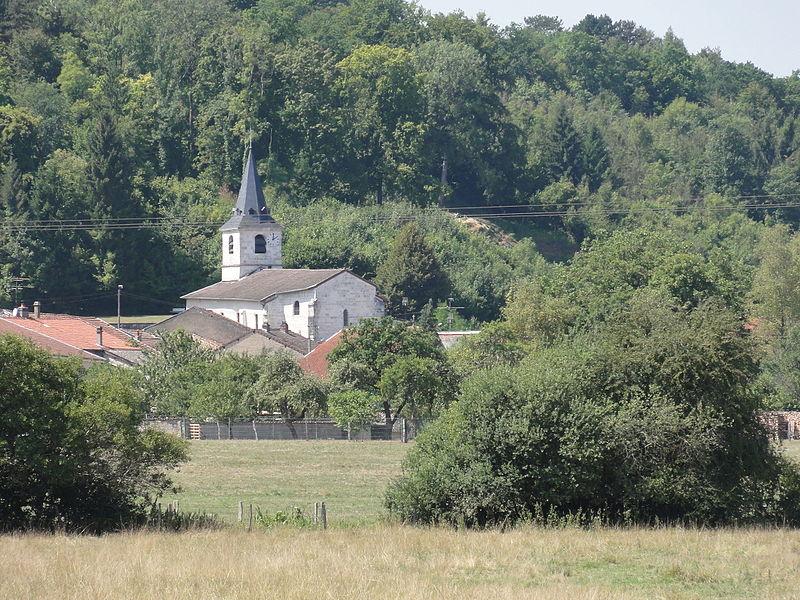 Kœur-la-Grande (Meuse) église